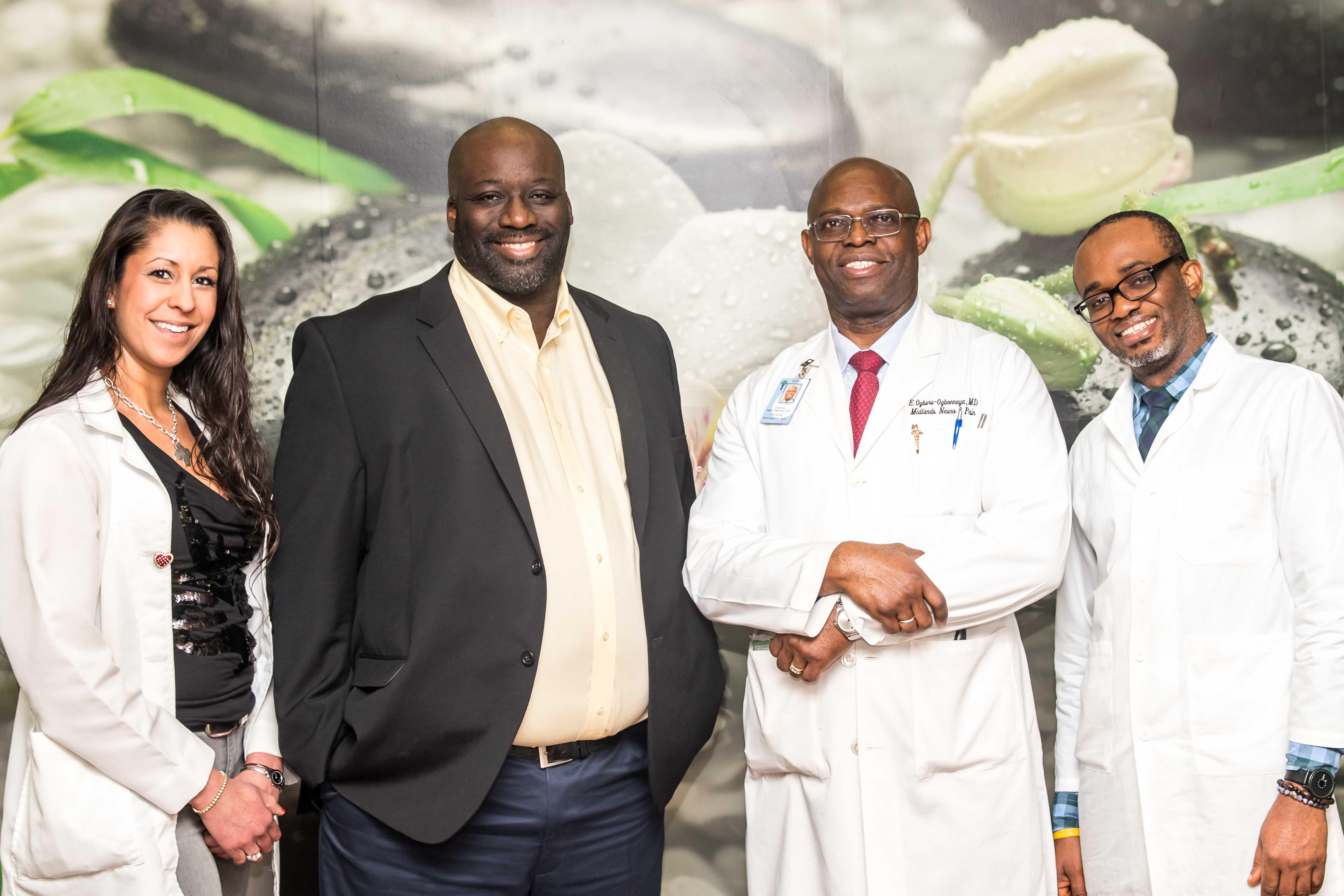 Midlands Neurology & Pain Associates, P A  – The world leader in